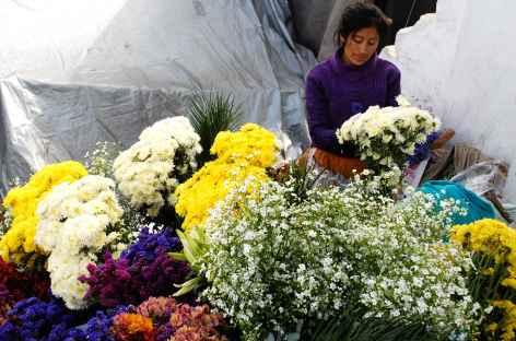 Marché de Chichicastenango - Guatemala -