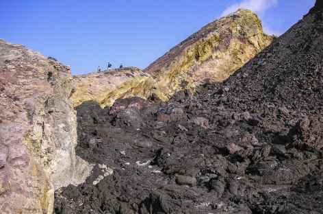 Balade sur le volcan Pacaya - Guatemala -