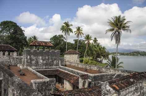 Rio Dulce, la forteresse de San Felipe - Guatemala -