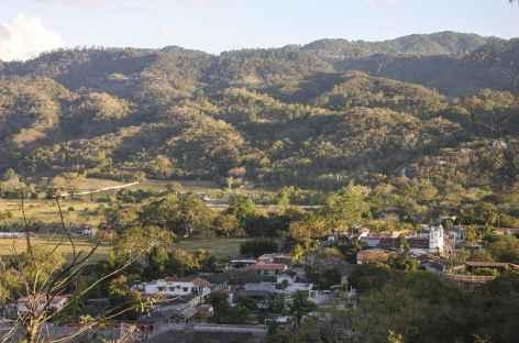 Le village de Copan au Honduras - Guatemala -