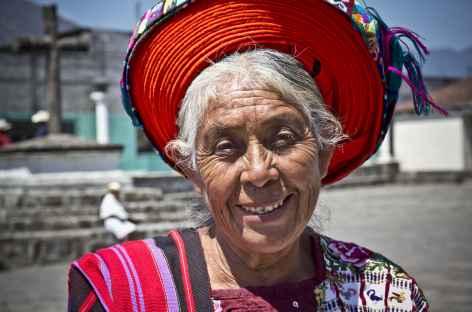 Beauté des costumes - Guatemala -