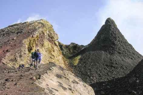 Randonnée sur le volcan Pacaya - Guatemala -
