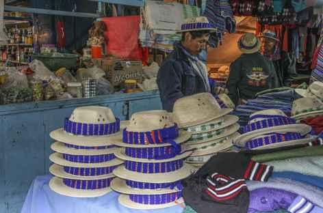 Petit marché au village Todos Santos - Guatemala -