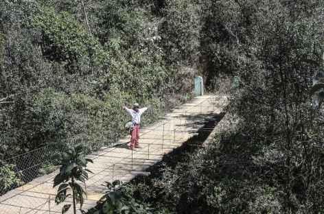 Fin du trek dans les Cuchumatanes - Guatemala -