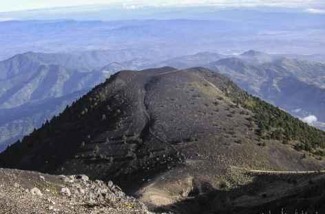 Le volcan Acatenango - Guatemala -