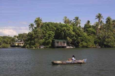 Balade au milieu des isletas du lac Nicaragua - Nicaragua -