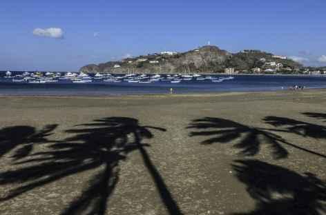 Le village de San Juan del Sur au bord du Pacifique - Nicaragua -