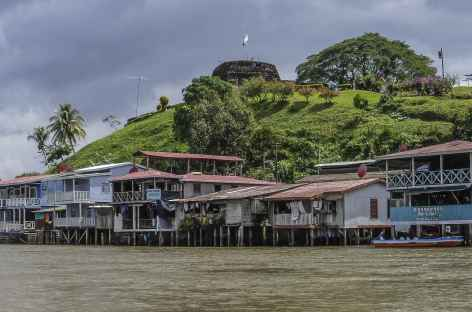 Le village d'El Castillo - Nicaragua -