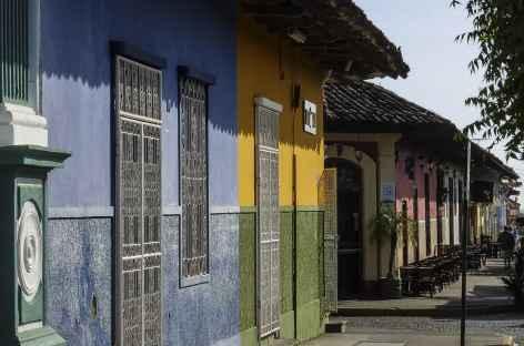 Ruelles colorées de Granada - Nicaragua -