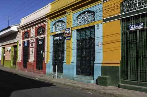 Dans les rues colorées de Léon - Nicaragua -