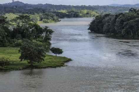 Le rio San Carlos - Nicaragua -