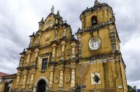 Une belle église à Léon - Nicaragua -