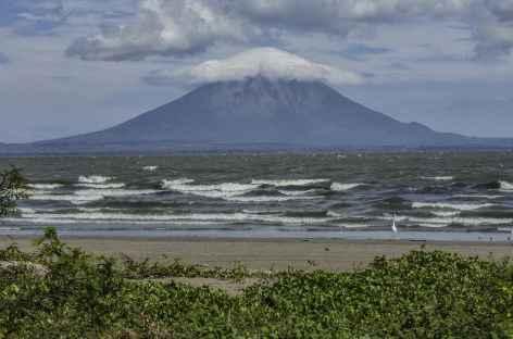 Le volcan Conception sur l'île Omotepe - Nicaragua -