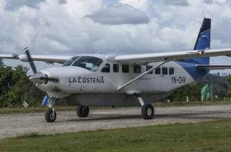 Notre avion pour rejoindre Managua - Nicaragua -