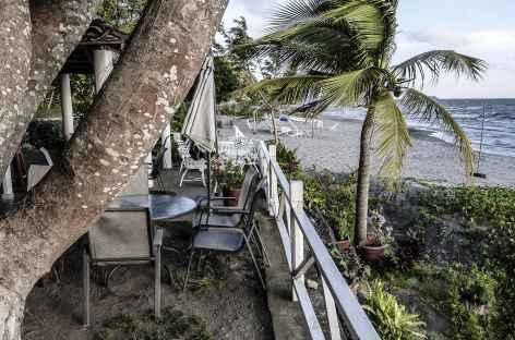 Notre hébergement sur l'île Omotepe - Nicaragua -