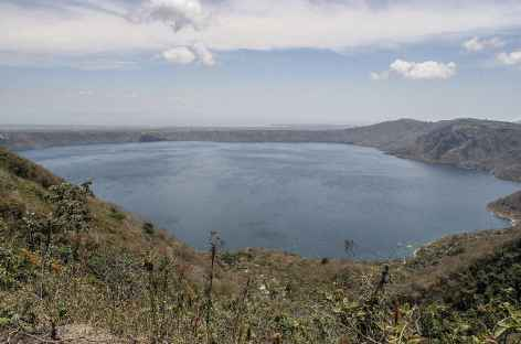 Mirador sur la lagune Apoyo - Nicaragua -