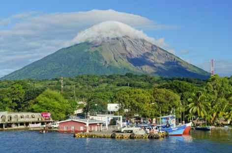 Arrivée sur l'île d'Omotepe - Nicaragua -