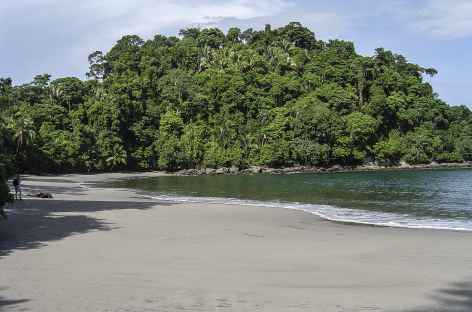 Sur une plage du Pacifique - Nicaragua -