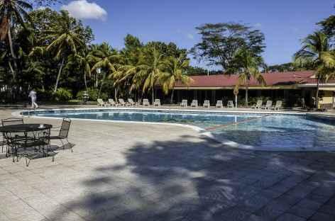 Notre hôtel à Managua - Nicaragua  -