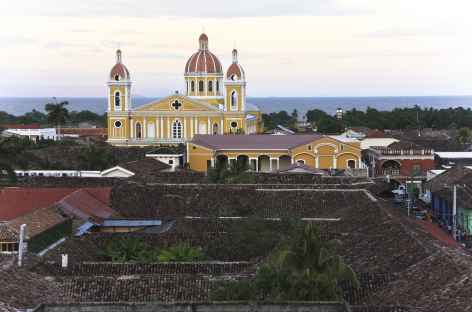 Ville coloniale de Granada - Nicaragua -