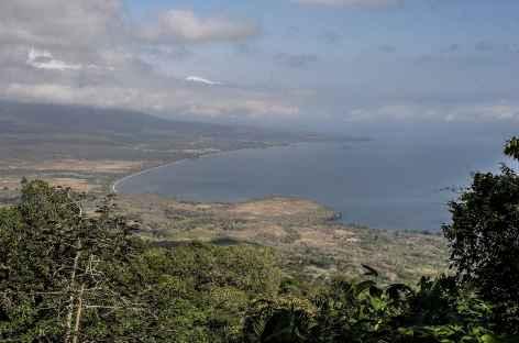 Au cours de l'ascension du volcan Maderas sur l'île Omotepe - Nicaragua  -