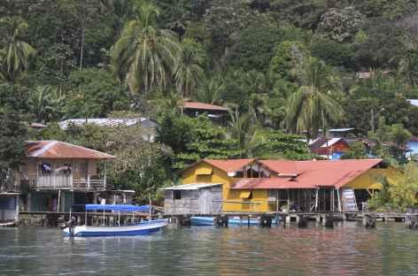 Ambiance Caraïbe à Bocas del Toro - Panama -