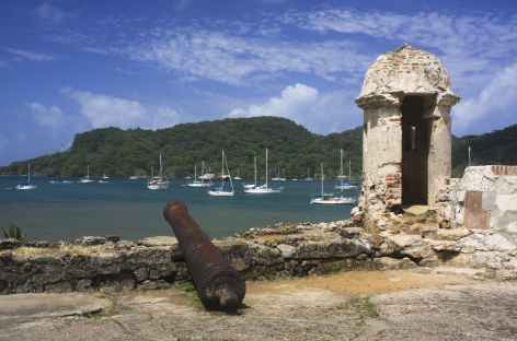 Les vestiges de Portobelo - Panama -