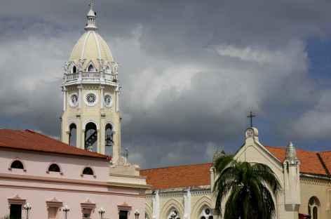 Le quartier colonial de Panama City - Panama -