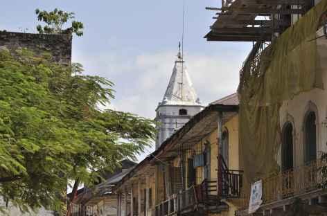Panama City, le quartier colonial de Casco Viejo - Panama -