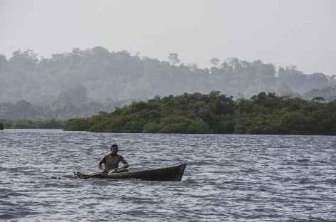 Ambiance sur l'île de San Cristobal - Panama -
