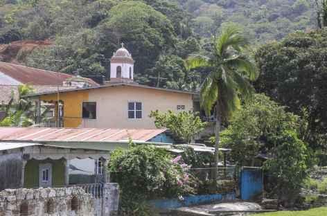 Le village de Portobelo - Panama -