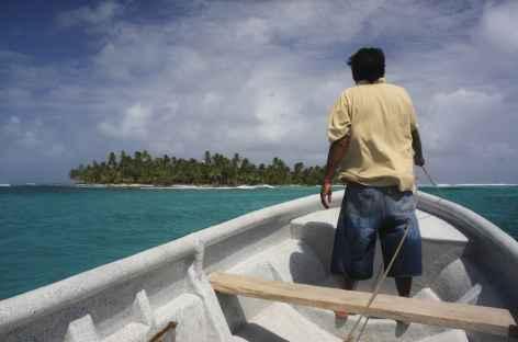 Navigation dans l'archipel San Blas - Panama -