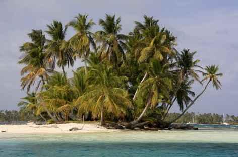 Balade d'île en île dans l'archipel San Blas - Panama -