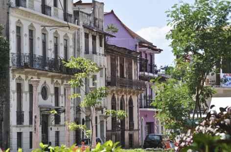Panama City, balade dans le quartier colonial - Panama -