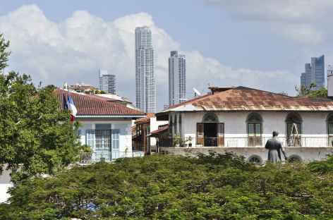 Les 2 visages de Panama City - Panama -