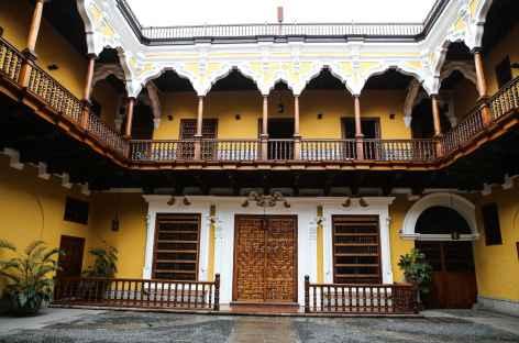 Lima Centre historique - Pérou -