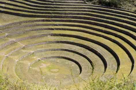 L'énigmatique site de Moray - Pérou -