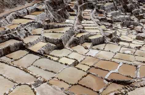 Les salines de Maras - Pérou -