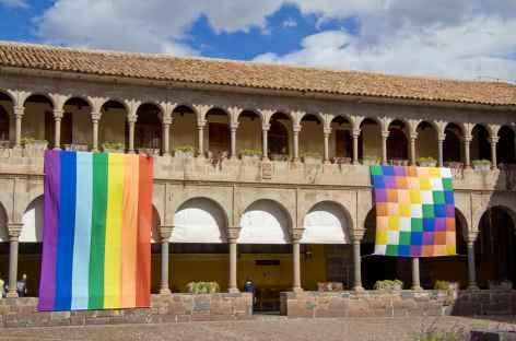Qoricancha, le temple du Soleil à Cusco - Pérou -