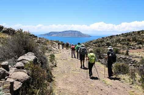 Balade sur la presqu'île de Capachica - Pérou -