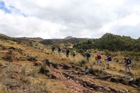 Entre Cusco et Patabamba - Pérou -
