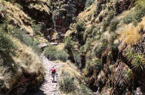 Le canyon Leonpunku - Pérou -
