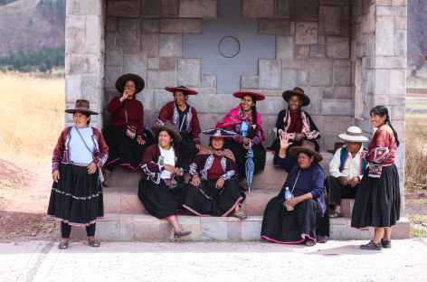 Communauté Raqchi - Pérou -