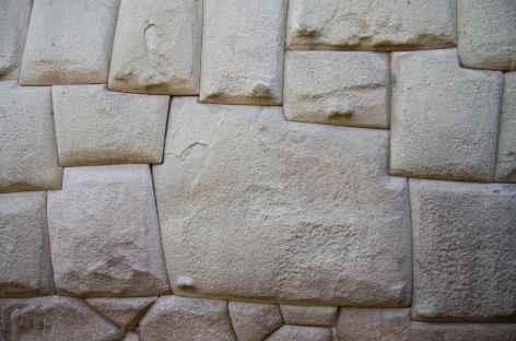 Mur Inca à Cuzco - Pérou -