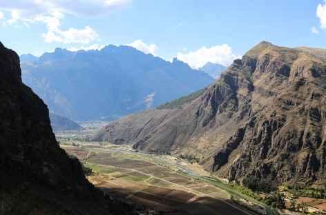 Vue sur la Vallée Sacrée - Pérou -