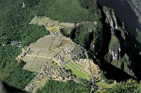 Le Machu Picchu - Pérou -