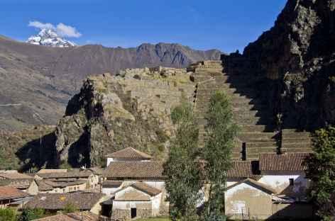 Ollantaytambo - Pérou -