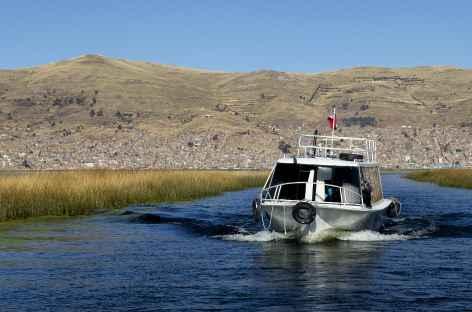A l'approche de Puno - Pérou -