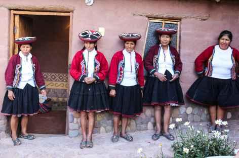 Communauté vers Llamay - Pérou -
