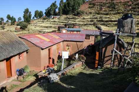 Chez l'habitant Llachon - Pérou -